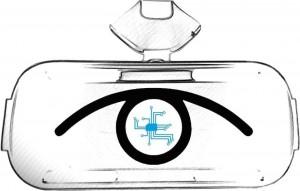 visualización virtual con gafas